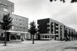 Wohnblöcke Habichtsplatz
