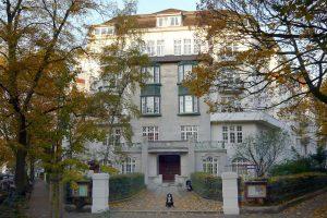 Etagenwohnhaus Haynstraße 1