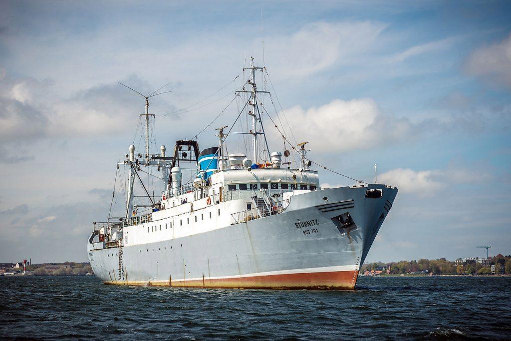 Motorschiff Stubnitz