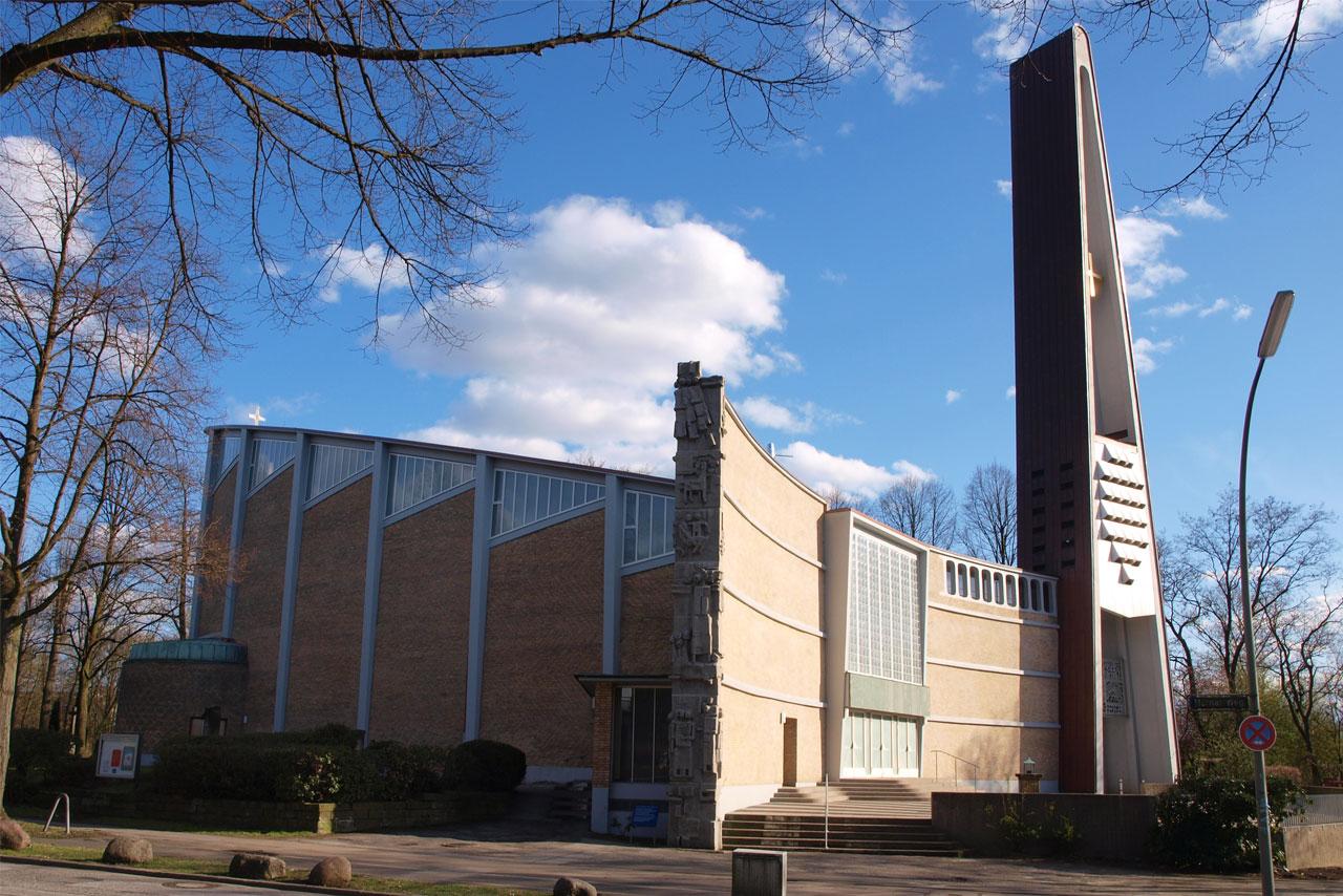 Dreifaltigkeitskirche zu Hamburg-Hamm