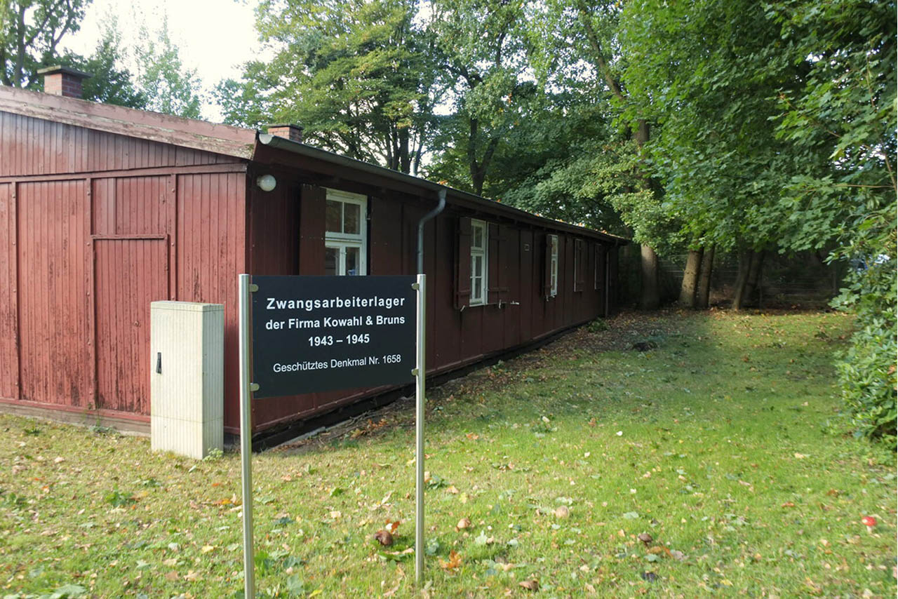 Zwangsarbeiterlager Kowahl & Bruns