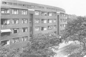 Wohnhäuser Burmeister Maria-Louisen-Str. 63-67, Dorotheenst. 123