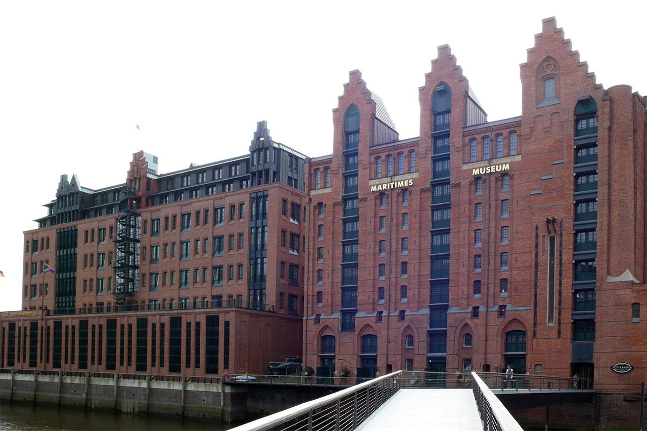 Kaispeicher B - Internationales Maritimes Museum Hamburg